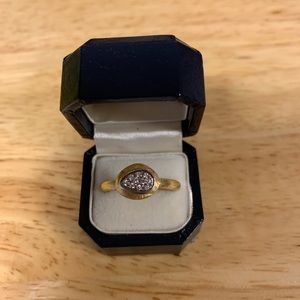 IPPOLITA 18kt yellow gold ring
